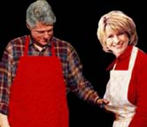 Bill's Cookin' w/Martha
