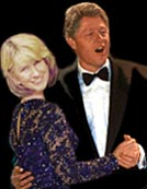 Bill and Martha Dance