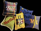 Bill's pillows