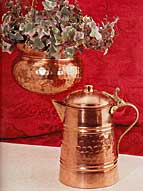 Copper Coffee Pot